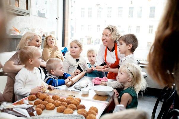 Фото кулинарии для детей