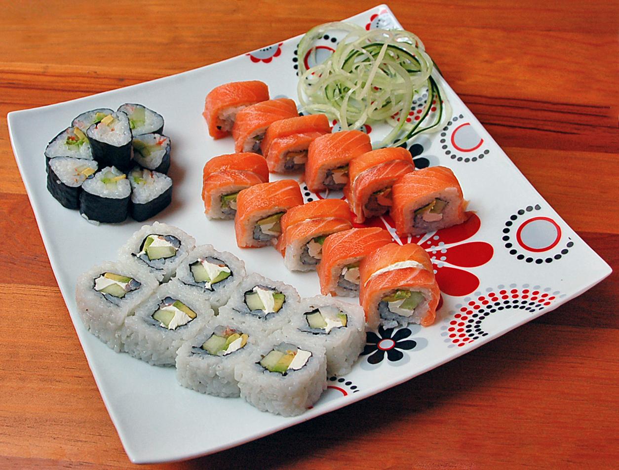 Домашний рецепт суши роллы в домашних условиях 343